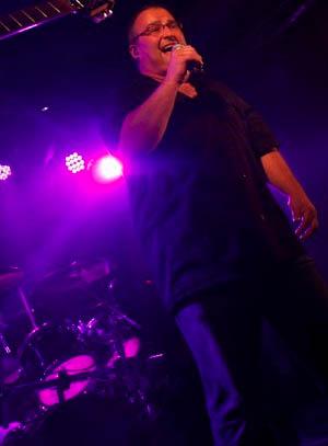 John DeGange - lead vocals, guitar, harmonica